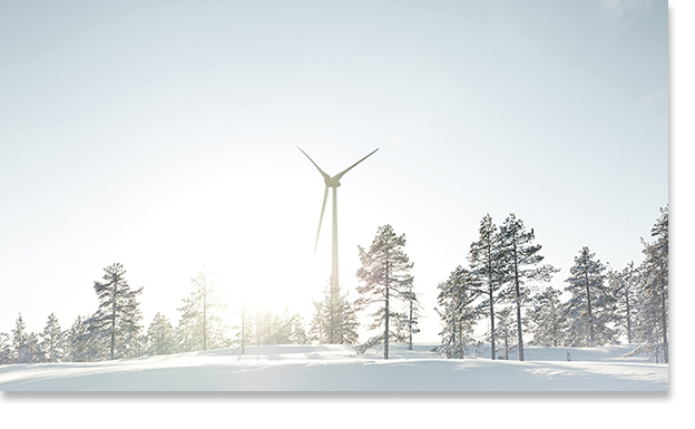 Cost Savings In Winter Wind Turbines - Improved Efficiency And Cost ...